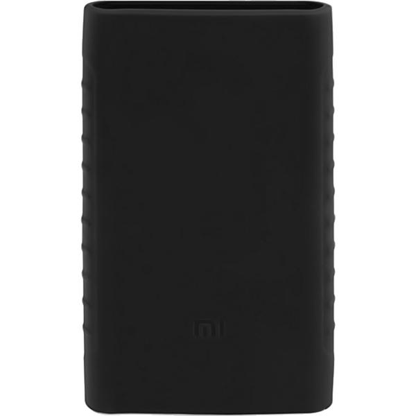 Силиконовый чехол Xiaomi Silicone Protector Sleeve для аккумулятора Mi Power Bank 2 (10000 мАч) чёрныйВнешние аккумуляторы<br>Силиконовый чехол Xiaomi Silicone Protector Sleeve — защита и украшение для вашего аккумулятора Mi Power Bank 2 (10000 мАч).<br><br>Цвет товара: Чёрный<br>Материал: Силикон