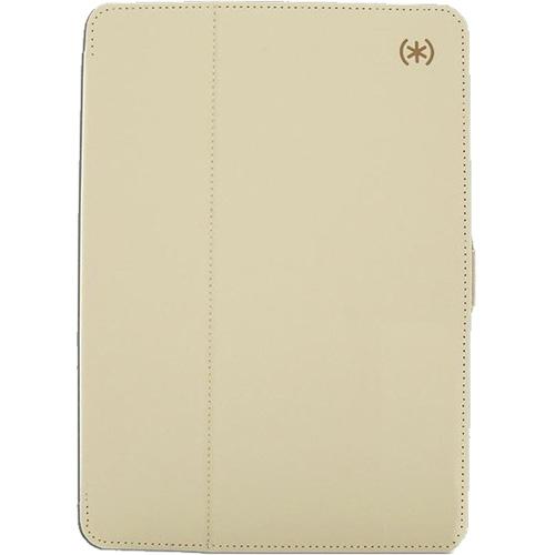 Чехол Speck Balance Folio для iPad Pro 10.5 бежевый/коричневыйЧехлы для iPad Pro 10.5<br>Удобный и надежный чехол Speck Balance Folio станет отличным аксессуаром для вашего iPad Pro 10.5.<br><br>Цвет: Бежевый<br>Материал: Полиуретановая кожа, пластик