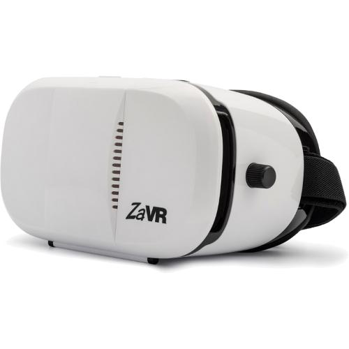 Шлем виртуальной реальности PteroZAVR (VR87)Очки виртуальной реальности<br>Очки (Маска) виртуальной реальности PteroZaVR (VR87)<br><br>Материал: Пластик, текстиль, полиуретан