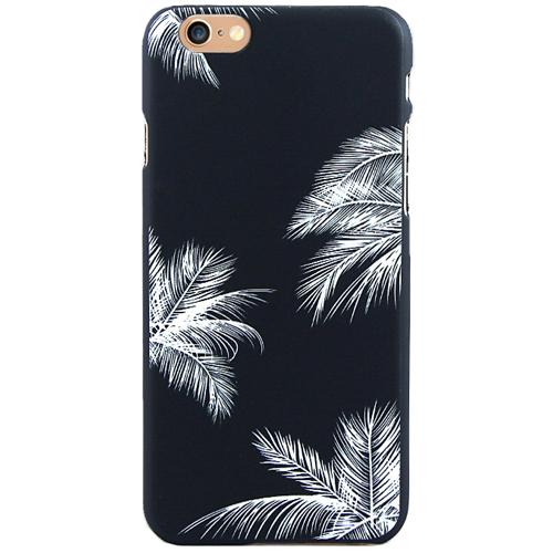 Чехол iPapai для iPhone 7 «Mens Choice» (Пальмы)Чехлы для iPhone 7/7 Plus<br>Креативный силиконовый чехол iPapai с уникальным дизайнерским принтом для iPhone 7.<br><br>Цвет товара: Чёрный<br>Материал: Пластик