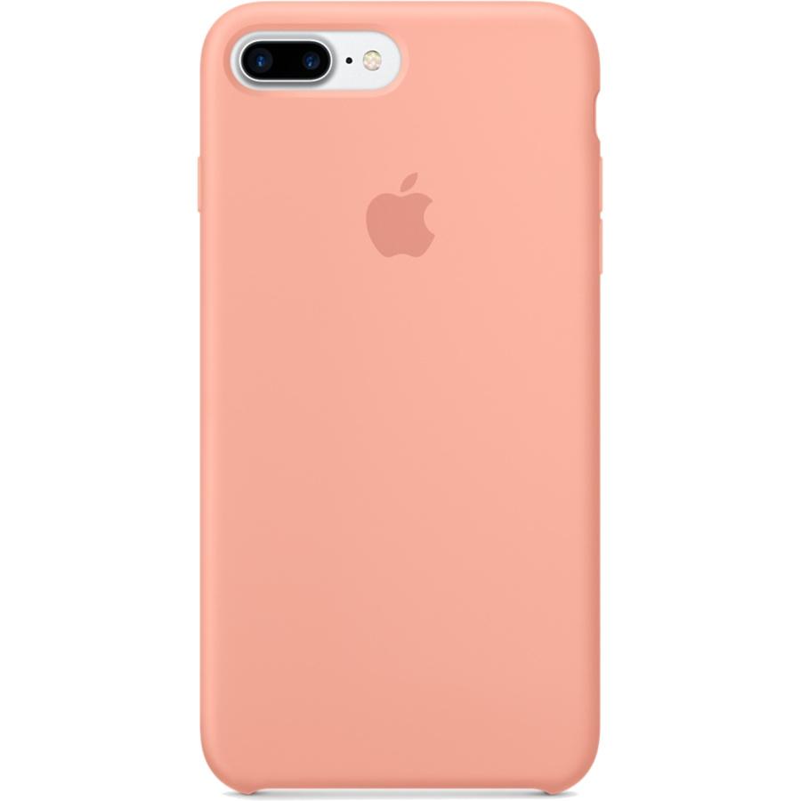 Силиконовый чехол Apple Case для iPhone 7 Plus (Айфон 7 Плюс) розовый фламинго FlamingoЧехлы для iPhone 7 Plus<br>Лучший защитник вашего гаджета от царапин, потертости, трещин и даже сколов.<br><br>Цвет товара: Розовый<br>Материал: Силикон