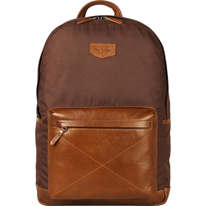 Рюкзак Ray Button Rugby для MacBook 15 коричневый TANРюкзаки<br>Ray Button Rugby отличается ярким дизайном, высоким качеством и комфортом.<br><br>Цвет товара: Коричневый<br>Материал: Натуральная кожа, нейлон