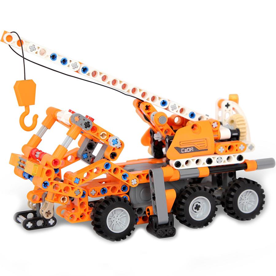 Игрушка конструктор EvoPlay Modern Crane (CB-105C)3D пазлы и конструкторы<br>Игрушка конструктор Evoplay CB105C Modern Crane (272 дет)<br><br>Цвет товара: Оранжевый<br>Материал: Пластик