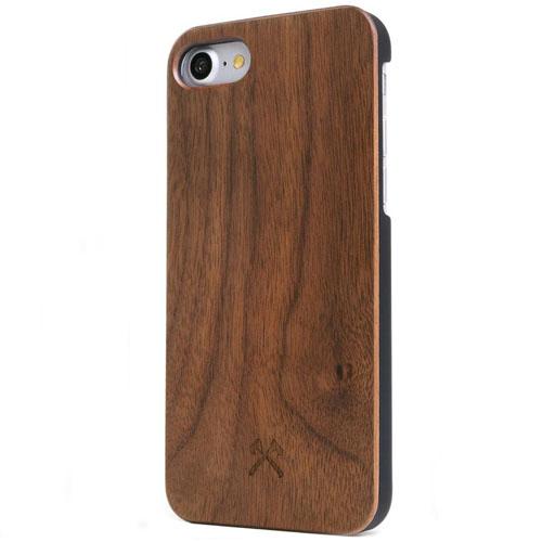 Чехол Woodcessories EcoCase Classic для iPhone 7 (Айфон 7) грецкий орехЧехлы для iPhone 7<br>Woodcessories EcoCase Classic — невероятно красивый и удобный чехол!<br><br>Цвет товара: Коричневый