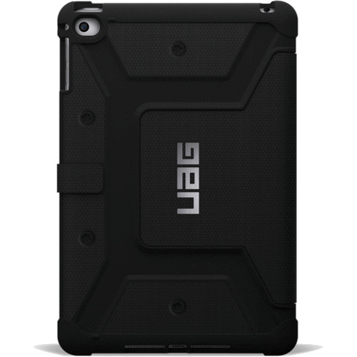 Чехол UAG Folio Case для iPad Mini 4 чёрный