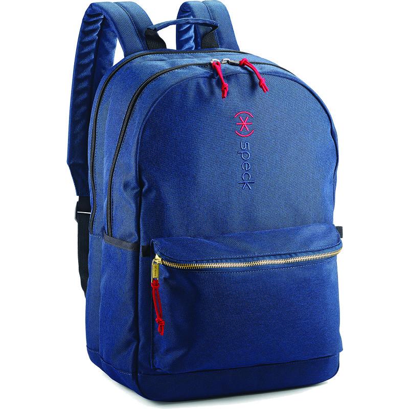 Рюкзак Speck 3 Pointer для MacBook 15 тёмно-синий (90697-1596)Рюкзаки<br>Рюкзак Speck 3 Pointer — это яркий молодежный рюкзак.<br><br>Цвет товара: Синий<br>Материал: Полиэстер