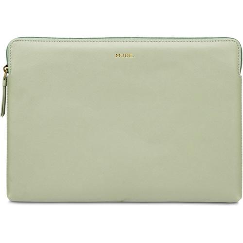 Чехол Dbramante1928 MODE. Paris для MacBook Pro 13 с и без Touch Bar (USB-C) зелёный Ivy GreenMacBook Pro 13<br>Dbramante1928 Paris - элегантный и практичный чехол.<br><br>Цвет: Зелёный<br>Материал: Сафьяновая кожа