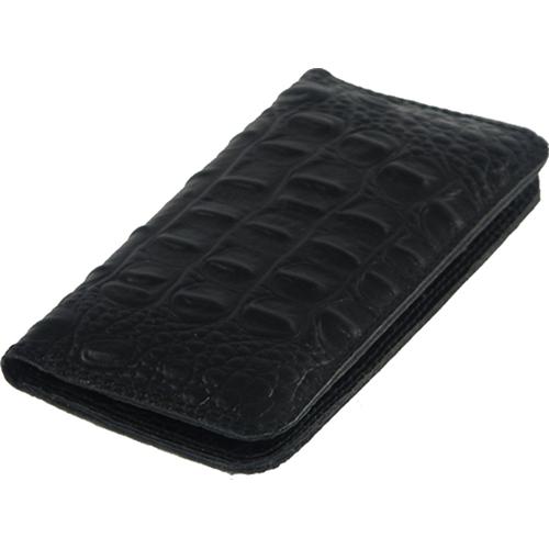 Чехол-портмоне Alexander для iPhone 6/6s Plus кроко чёрныйЧехлы для iPhone 6s PLUS<br>Элегантный и надёжный - вот как можно охарактеризовать восхитительный чехол-портмоне Alexander для iPhone 6 Plus/6s Plus.<br><br>Цвет товара: Чёрный<br>Материал: Натуральная кожа, микрофибра