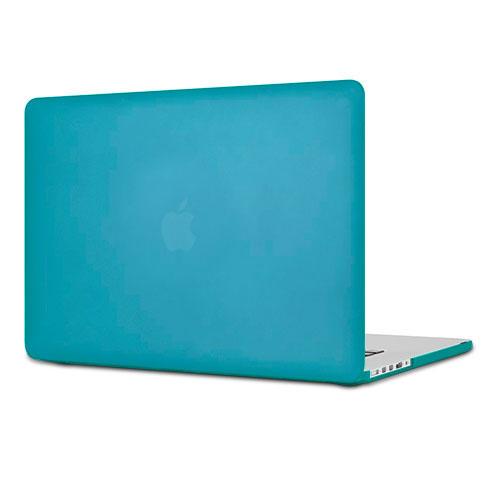 Чехол Crystal Case для MacBook Pro 15 Retina БирюзовыйMacBook Pro<br>Чехол Crystal Case для MacBook Retina 15 бирюзовый<br><br>Цвет: Бирюзовый<br>Материал: Поликарбонат