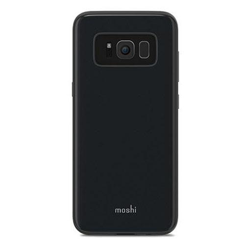 Чехол Moshi Tycho для Samsung Galaxy S8 чёрныйЧехлы для Samsung Galaxy S8/S8 Plus<br>Moshi Tycho предоставит Samsung Galaxy S8 максимальный уровень защиты.<br><br>Цвет товара: Чёрный<br>Материал: Поликарбонат