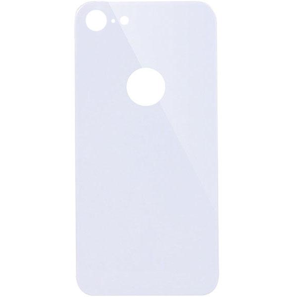 Заднее защитное стекло Mocolo для iPhone 8 серебристоеСтекла/Пленки на смартфоны<br>Mocolo отлично подходит для повседневного использования!<br><br>Цвет товара: Серебристый<br>Материал: Закалённое стекло<br>Модификация: iPhone 4.7
