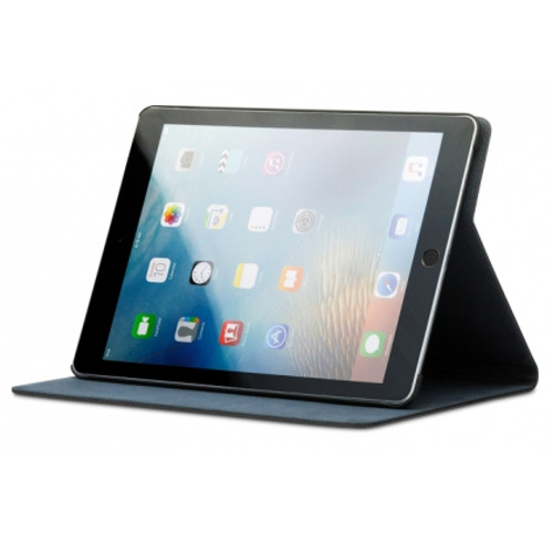 Чехол Dbramante1928 Copenhagen 2 для iPad Pro 9,7 чёрныйЧехлы для iPad Pro<br>Чехол Copenhagen 2, выполненный из натуральной кожи, является обновленной улучшенной версией предыдущего поколения чехлов Copenhagen.<br><br>Цвет товара: Чёрный<br>Материал: Натуральная кожа