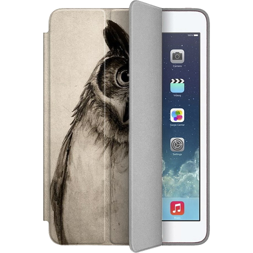 Чехол Muse Smart Case для iPad Pro 2 (Айпад Про 2) (9.7) Сова 2Чехлы для iPad Pro 9.7<br>Чехлы Muse — это индивидуальность, насыщенность красок, ультрасовременные принты и надёжность.<br><br>Цвет товара: Бежевый<br>Материал: Поликарбонат, полиуретановая кожа