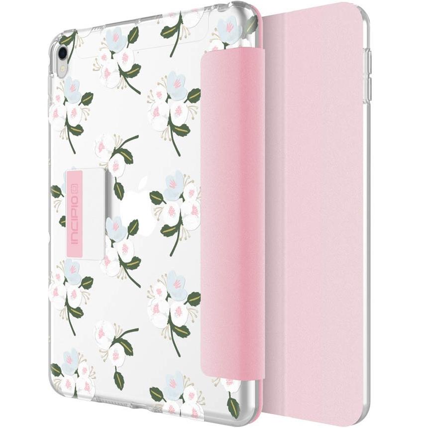 Чехол Incipio Design Series Folio для iPad Pro 10.5 (Cool Blossom)Чехлы для iPad Pro 10.5<br>Чехол Incipio Design Series Folio обеспечивает планшету непревзойдённую степень защиты и без труда убережёт его от негативных внешних воздействий.<br><br>Цвет товара: Розовый<br>Материал: Полиуретан, поликарбонат