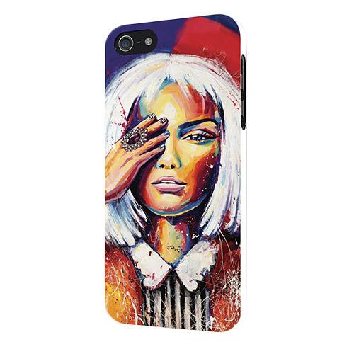 Чехол iPapai для iPhone 6/6s Light Art (Блондинка)Чехлы для iPhone 6/6s<br>Чехол iPapai Light Art (Блондинка) для iPhone 6/6s<br><br>Цвет товара: Разноцветный<br>Материал: Пластик
