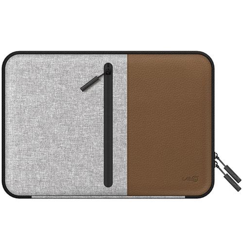 Чехол LAB.C Pocket Sleeve для MacBook 13 коричневыйЧехлы для MacBook Pro 13 Retina<br>LAB.C Pocket Sleeve - это стильный и удобный чехол для MacBook Pro 13 Retina и других ноутбуков аналогичных размеров.<br><br>Цвет товара: Коричневый<br>Материал: Текстиль, полиуретановая кожа