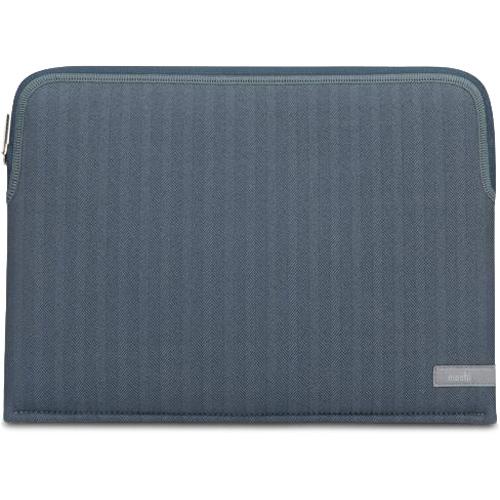 Чехол Moshi Pluma для MacBook Pro 13 (USB-C) синийMacBook Pro 13<br>Чехол Moshi Pluma обеспечит надежную трехслойную защиту в любую погоду!<br><br>Цвет: Синий<br>Материал: Текстиль: спандекс, неопрен, полиэстер с водоотталкивающим покрытием