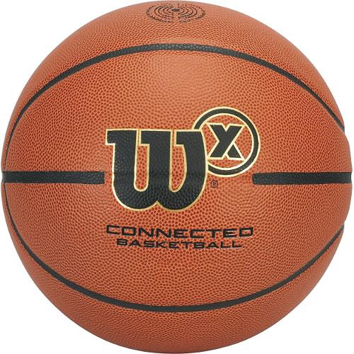 Умный баскетбольный мяч Wilson X Connected BasketballАксессуары для тренировок и фитнеса<br>Умный баскетбольный мяч Wilson X — идеальный помощник для тех, кто хочет стать хорошим и точным игроком.<br><br>Цвет товара: Оранжевый<br>Материал: Резина