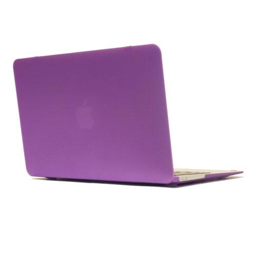 Чехол Crystal Case для MacBook 12 Retina фиолетовыйMacBook 12<br>Чехол Crystal Case — ультратонкая, лёгкая, полупрозрачная защита для вашего любимого лэптопа.<br><br>Цвет: Фиолетовый<br>Материал: Поликарбонат