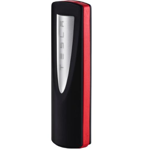 Внешний аккумулятор Tesla Design Powerbank 3350 мАч чёрныйДополнительные и внешние аккумуляторы<br>Tesla Design Powerbank — внешний аккумулятор от компании с мировым именем!<br><br>Цвет товара: Чёрный<br>Материал: Пластик, металл