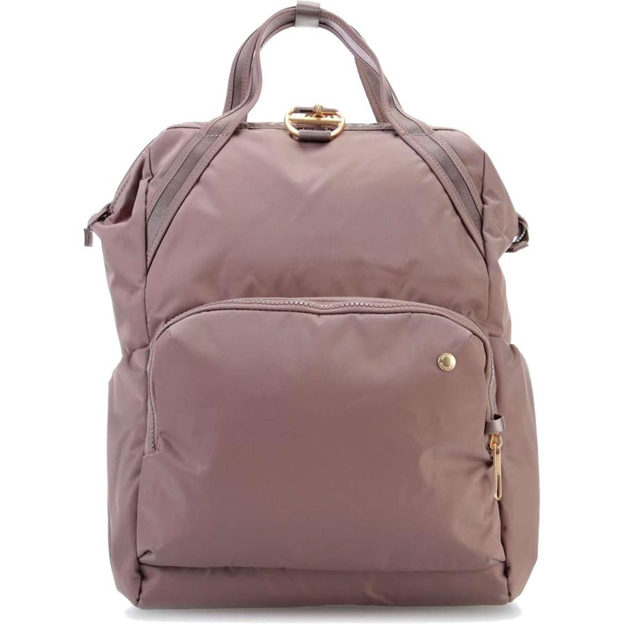 Рюкзак Pacsafe Citysafe CX Anti-Theft Backpack бежевый Blush TanРюкзаки<br>Рюкзак-сумка Pacsafe Citysafe CX просто создан для путешествий налегке и покорения городских джунглей.<br><br>Цвет товара: Бежевый<br>Материал: 100D нейлон саржа; подклада: 75D полиэстер