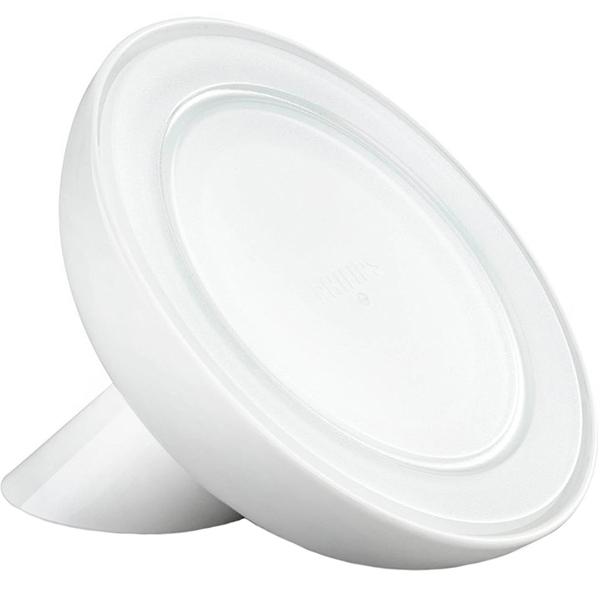 Умная лампа Philips Friends of Hue Bloom LampУмные лампы<br>Добавьте акценты интерьеру вашего дома с помощью подсветки от Philips Friends of Hue Bloom Lamp!<br><br>Цвет: Белый<br>Материал: Пластик, алюминий