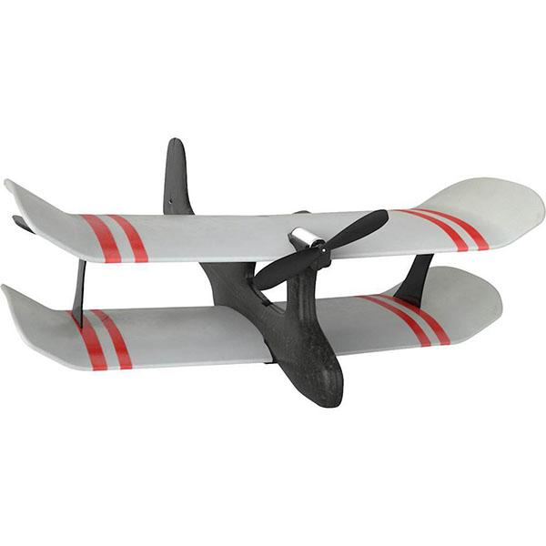 Самолет TobyRich Moskito (SPBL02016)Игрушки управляемые смартфоном<br>TobyRich Moskito — мощный и манёвренный самолёт!<br><br>Цвет товара: Чёрный<br>Материал: ЕПП (полипропилен), алюминий