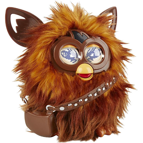 Интерактивная игрушка Hasbro Furby Star Wars Фербакка (Фурбакка) от iCases