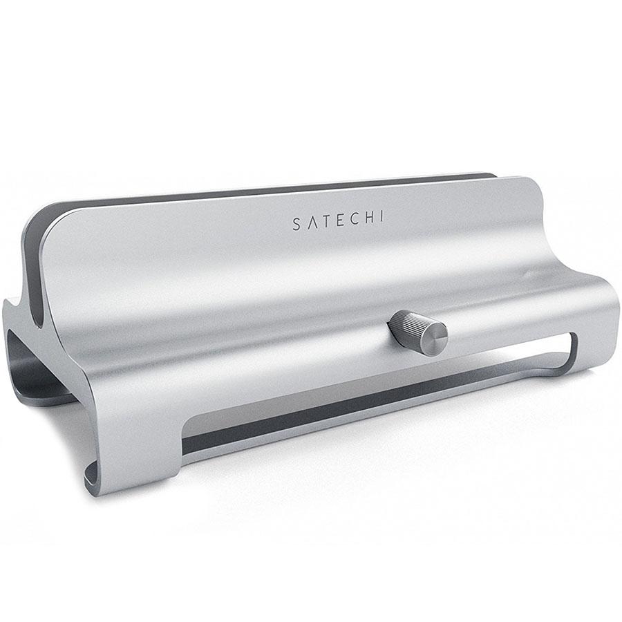 Подставка Satechi Universal Vertical Aluminum Laptop Stand для MacBook серебристая (ST-ALVLSS)Подставки для Mac<br>Universal Vertical Aluminum Laptop Stand — настоящее произведение искусства для рабочего стола!<br><br>Цвет товара: Серебристый<br>Материал: Алюминий