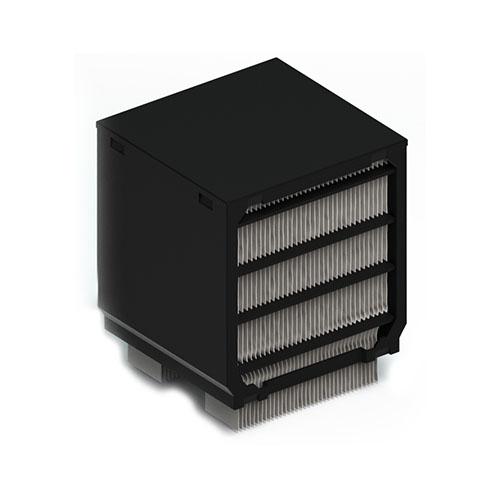 Картридж для кондиционера и увлажнителя воздуха EvapolarМетеостанции, очистители, датчики<br>Самый важный элемент для создания комфортного микроклимата.<br><br>Цвет товара: Чёрный<br>Материал: Пластик, текстиль