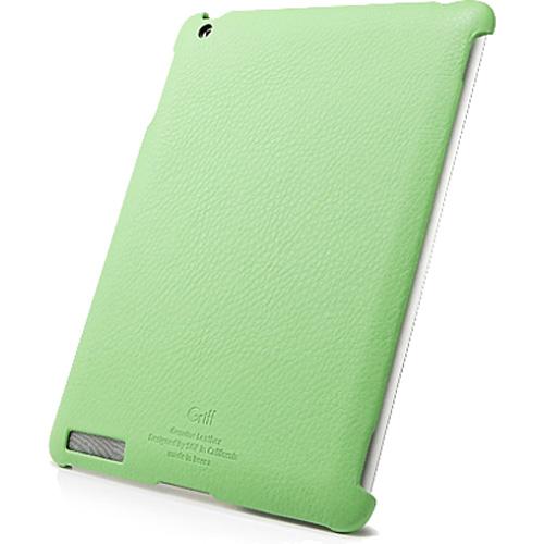 Чехол SGP Griff для iPad 3 / iPad 2 LimeЧехлы для iPad 1/2/3/4 (2010-2013)<br>Чехолн акладка для iPad2 - SGP Griff Lime<br><br>Цвет товара: Зелёный<br>Материал: Пластик, кожа