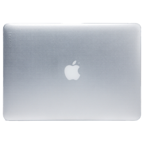 Чехол Incase Hardshell Case для MacBook Air 13 прозрачныйMacBook<br><br><br>Цвет: Прозрачный<br>Материал: Поликарбонат