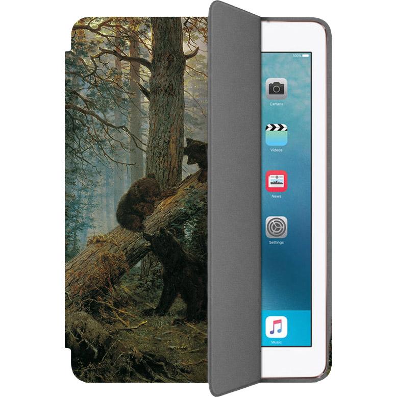 Чехол Muse Smart Case для iPad Pro 9.7 МишкиЧехлы для iPad Pro 9.7<br>Чехлы Muse — это индивидуальность, насыщенность красок, ультрасовременные принты и надёжность.<br><br>Цвет товара: Разноцветный<br>Материал: Поликарбонат, полиуретановая кожа