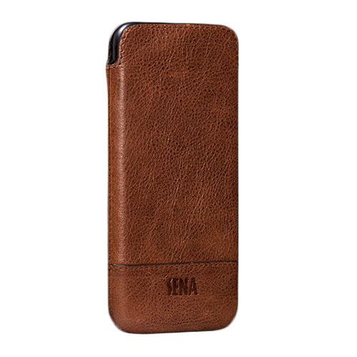 Чехол Sena Heritage UltraSlim для iPhone 6 / iPhone 6s / iPhone 7 коричневый