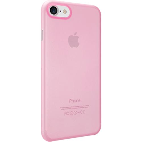 Чехол Ozaki O!coat 0.3 Jelly для iPhone 7 (Айфон 7) розовый