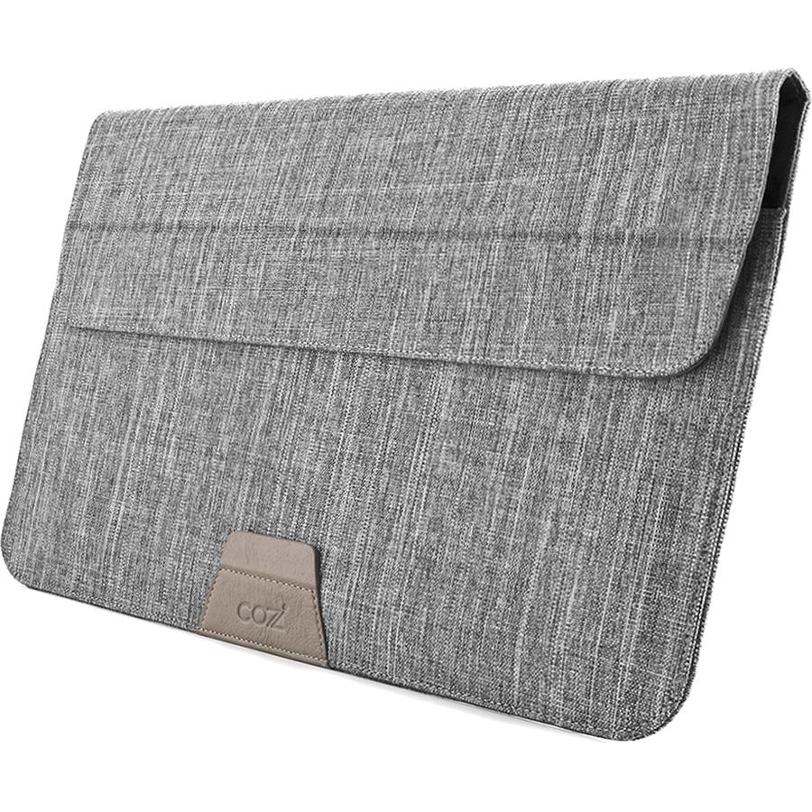 Чехол Cozistyle Stand Sleeve для MacBook 13 серый (CPSS1304)Чехлы для MacBook Air 13<br>Cozistyle Stand Sleeve для MacBook — это современный дизайн, красивая форма, элегантность и многофункциональность.<br><br>Цвет товара: Серый<br>Материал: Полиэстер, микрофибра