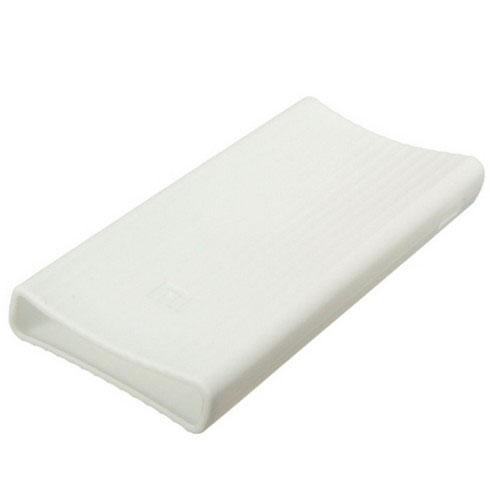 Силиконовый чехол Xiaomi Silicone Protector Sleeve для аккумулятора Mi Power Bank 2 (20000 мАч) белыйВнешние аккумуляторы<br>Xiaomi Silicone Protector Sleeve — защита и украшение для вашего аккумулятора!<br><br>Цвет товара: Белый<br>Материал: Силикон