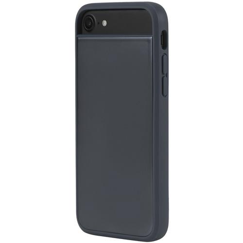 Чехол Incase Level Case для iPhone 7, iPhone 8 тёмно-серыйЧехлы для iPhone 7<br>Incase Level Case - это стильный защитный чехол для iPhone 7.<br><br>Цвет товара: Серый<br>Материал: Полиуретан, металл