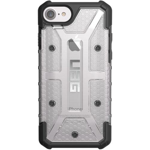 Чехол UAG Plazma Series Case для iPhone 6/6s/7 прозрачный IceЧехлы для iPhone 7<br>Чехлы от компании Urban Armor Gear разработаны и спроектированы таким образом, чтобы обеспечить максимальную защиту вашему смартфону, при этом со...<br><br>Цвет товара: Прозрачный<br>Материал: Пластик