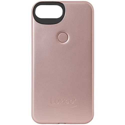 Чехол LuMee Two с подсветкой для iPhone 7 Plus розовыйЧехлы для iPhone 7/7 Plus<br>Чехол LuMee TWO для iPhone 7 Plus с подсветкой розовый мат.<br><br>Цвет товара: Розовый