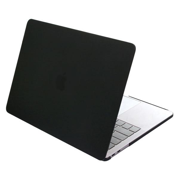 Чехол Crystal Case для MacBook Pro 15 Touch Bar черный матовыйMacBook Pro 15<br>Crystal Case — ультратонкая, лёгкая, полупрозрачная защита для вашего лэптопа.<br><br>Цвет: Чёрный<br>Материал: Поликарбонат