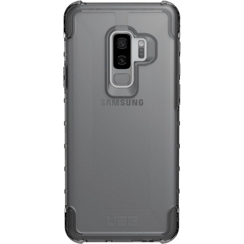 Чехол UAG PLYO Series Case для Samsung Galaxy S9+ прозрачный ICEЧехлы для Samsung Galaxy S9/S9 Plus<br>UAG PLYO Series Case выполнен из высококачественного поликарбоната и убережёт ваш смартфон от самых различных повреждений<br><br>Цвет: Прозрачный<br>Материал: Поликарбонат, термопластичный полиуретан