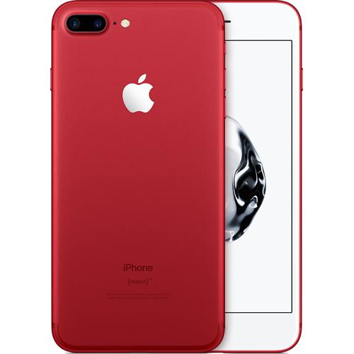 Apple iPhone 7 Plus - 128 Гб красный (Айфон 7 Плюс)Apple iPhone 7/7 Plus<br>Красный — новый чёрный! Встречаем новинку весны 2017 — Айфон в красном цвете!<br><br>Цвет товара: Красный<br>Материал: Металл<br>Модификация: 128 Гб
