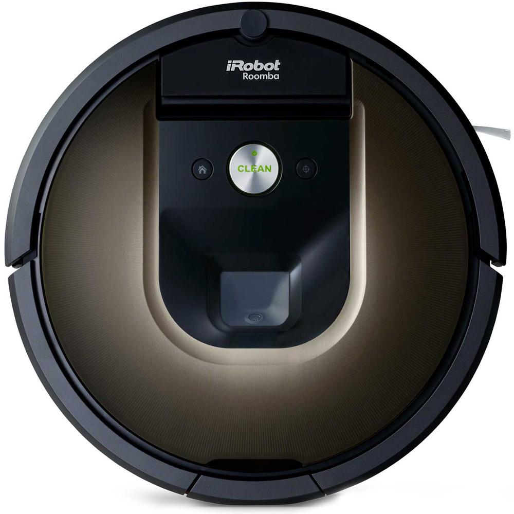 Робот-пылесос iRobot Roomba 980 от iCases
