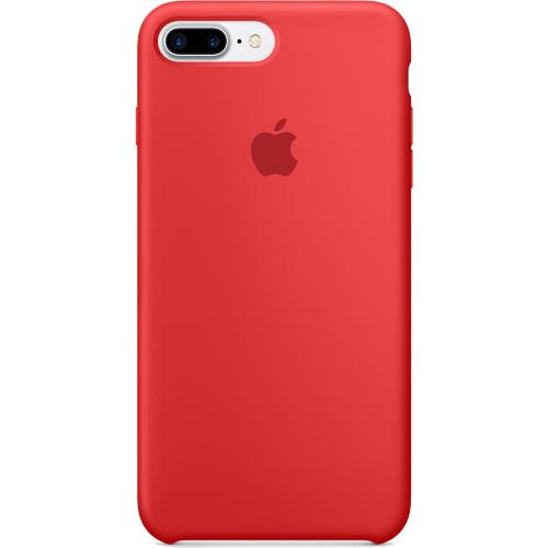 Силиконовый чехол Apple Case для iPhone 7 Plus (Айфон 7 Плюс) красный (PRODUCT)REDЧехлы для iPhone 7/7 Plus<br>Силиконовый чехол Apple Case для iPhone 7 Plus (Айфон 7 Плюс) красный (PRODUCT)RED<br><br>Цвет товара: Красный<br>Материал: Силикон