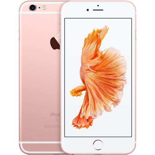 Apple iPhone 6s - 128 Гб розовое золотоApple iPhone 6/6s Plus<br>Apple iPhone 6s — это инновации на всех уровнях.<br><br>Цвет товара: Розовое золото<br>Материал: Металл<br>Модификация: 128 Гб