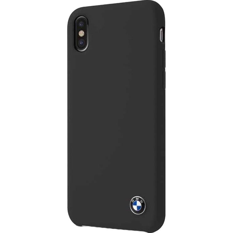 Чехол BMW Signature Liquid silicone Hard для iPhone X чёрныйЧехлы для iPhone X<br>Скорость, адреналин, гонки и конечно роскошные и мощные автомобили от BMW — вот символы целой серии чехлов для защиты вашего iPhone.<br><br>Цвет товара: Чёрный<br>Материал: Силикон, микрофибра, поликарбонат