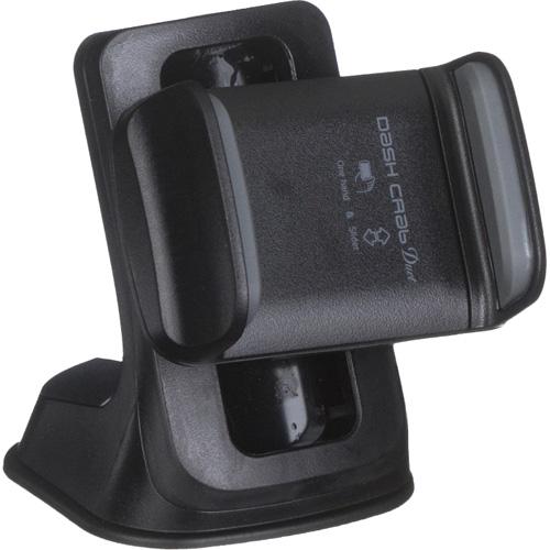 Автомобильный держатель Taylor Duet чёрныйАвтодержатели<br>Автодержатель Taylor Duet для смартфонов до 5.5 с регулятором высоты и углом обзора 360 градусов.<br><br>Цвет товара: Чёрный<br>Материал: Пластик, силикон