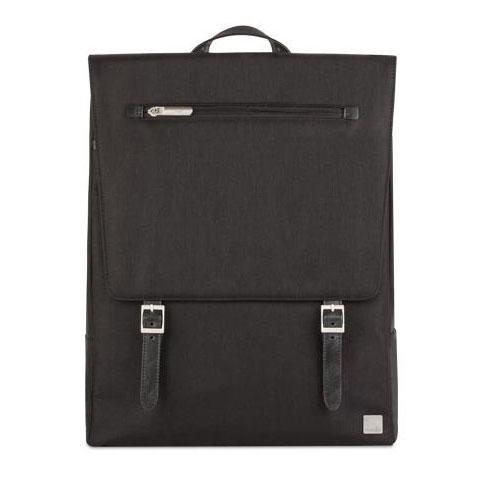 Рюкзак Moshi Helios Designer для MacBook 15 чёрныйРюкзаки<br>Moshi Helios Designer идеально подходит для тех, кто ищет стильный и компактный рюкзак для MacBook!<br><br>Цвет: Чёрный<br>Материал: Текстиль, кожа