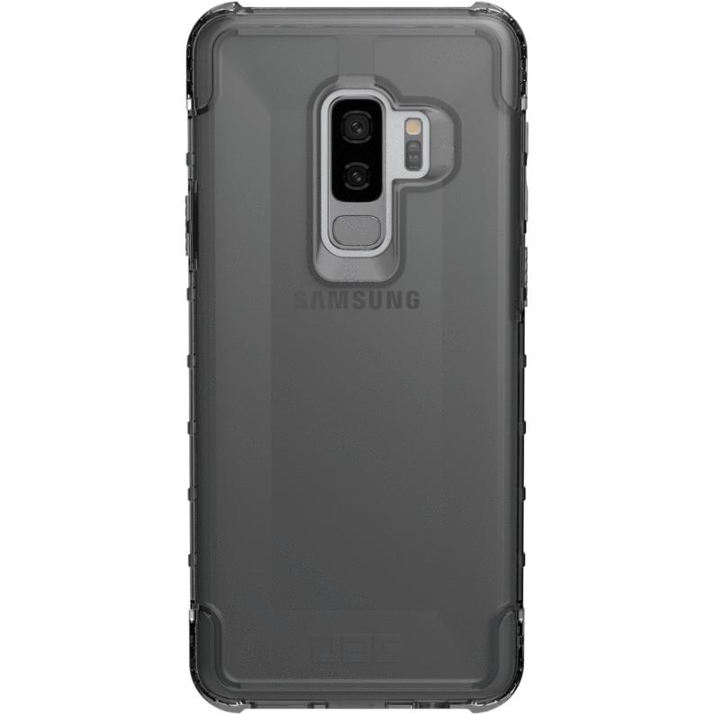 Чехол UAG PLYO Series Case для Samsung Galaxy S9+ тёмно-серый ASHЧехлы для Samsung Galaxy S9/S9 Plus<br>UAG PLYO Series Case выполнен из высококачественного поликарбоната и убережёт ваш смартфон от самых различных повреждений<br><br>Цвет: Серый<br>Материал: Поликарбонат, термопластичный полиуретан